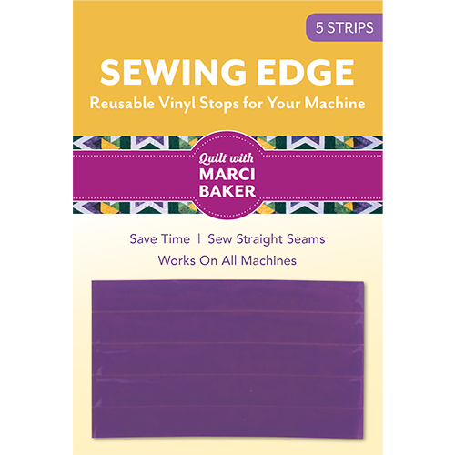 Sewing Edge Vinyl Strips