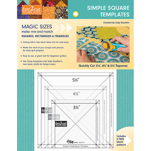 Simple Square Templates