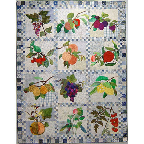 Beautiful Berries Downloadable ePattern