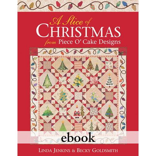 A Slice Of Christmas eBook