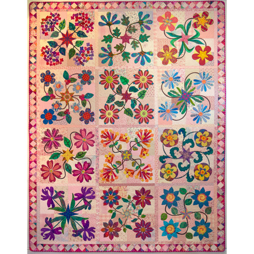 Stars in the Garden Downloadable Patten