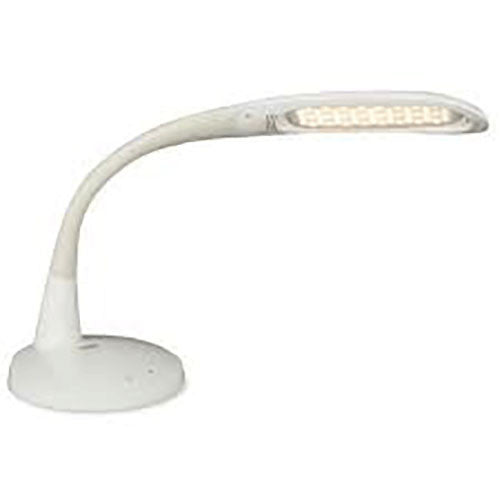 Stella White Desk Lamp with US Shipping