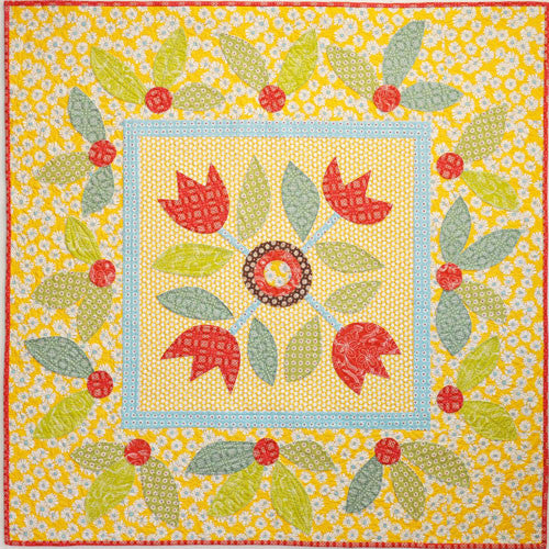 Texas Tulips Downloadable Pattern