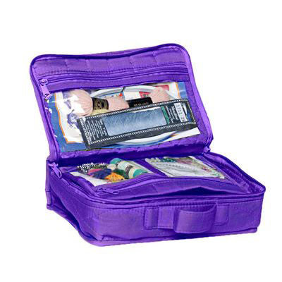 Yazzii LARGE Mini Organizer - Purple