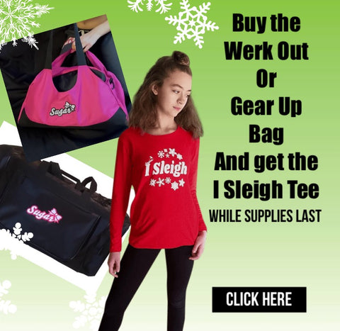 Werk Out and Gear Up Bag sale