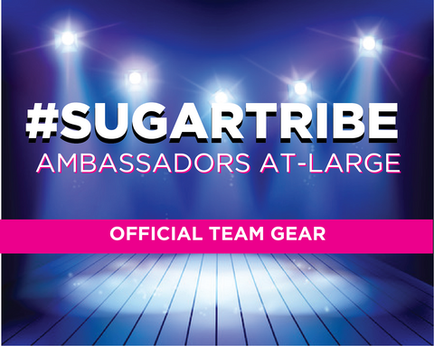 Sugartribe official team gear