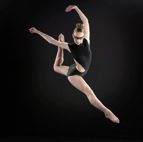 Fun Foods for Dancers On-the-Go  by Skye Blackwell