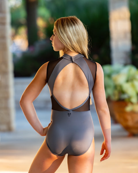 The Gray Matter Leotard