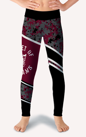 Mandatory SOD All Teams - Legging