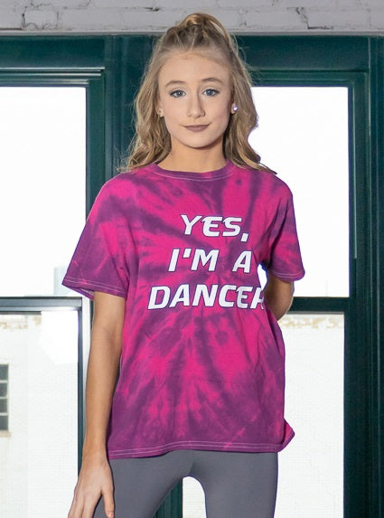 Yes, I Am A Dancer Tee