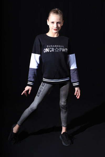 DNCR * PWR Metallic Legging