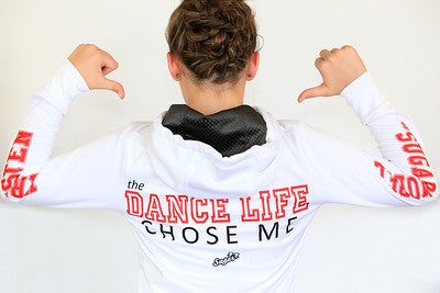 The Dance Life Chose Me! - Custom Hoodie