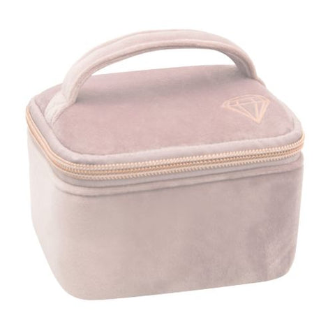Jewelry Organizer - Vixen Dusty Lilac with Velour Finish