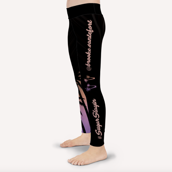 Cali Dreamin' - Custom Legging