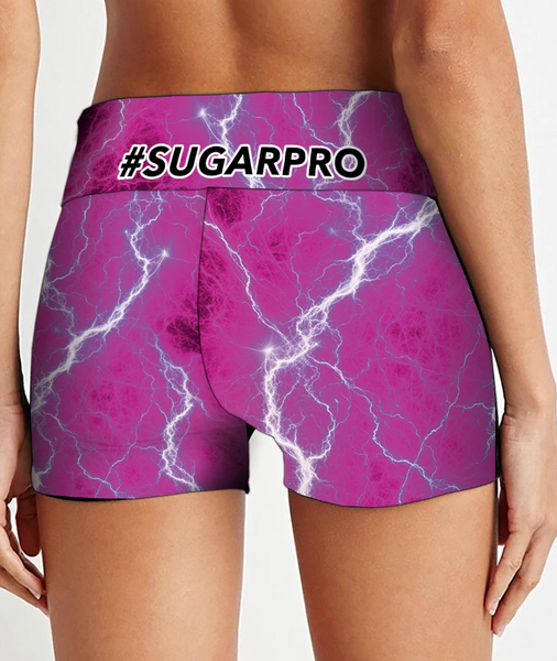 Lightning - Custom Shorts