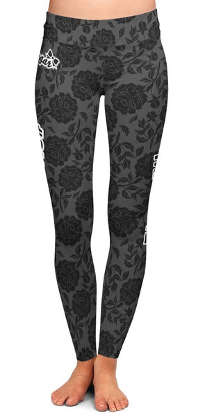 Floral - Custom Legging