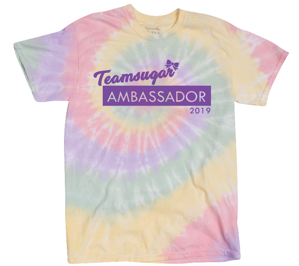 #TEAMSUGAR Ambassador Kit - July - October 2019