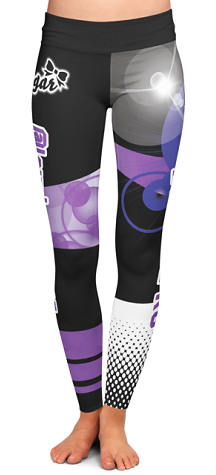 Color Block - Custom Legging