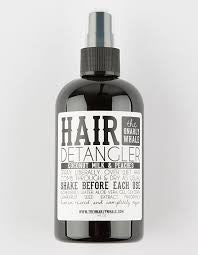 Gnarly Whale Hair Detangler