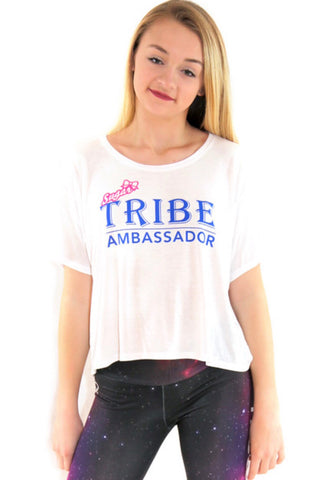 SUGARTRIBE Official Ambassador Ladies Tee