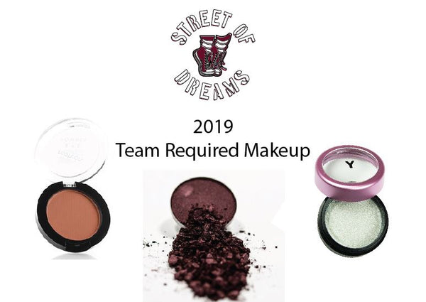 Company Required Makeup