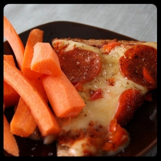 Still No Alternative to Pizza - But Carrots Are My Friend!