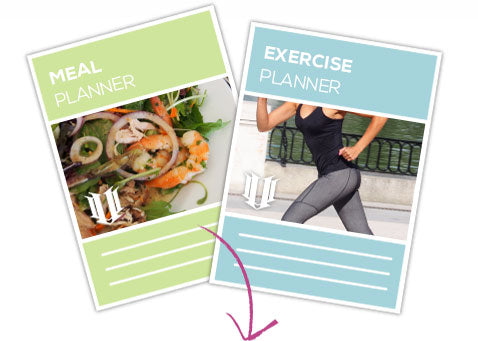 Meal and Exercise Planners