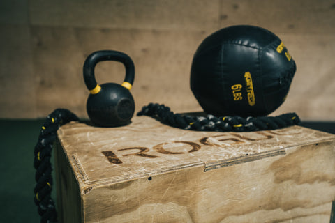 Weight Lifting Items