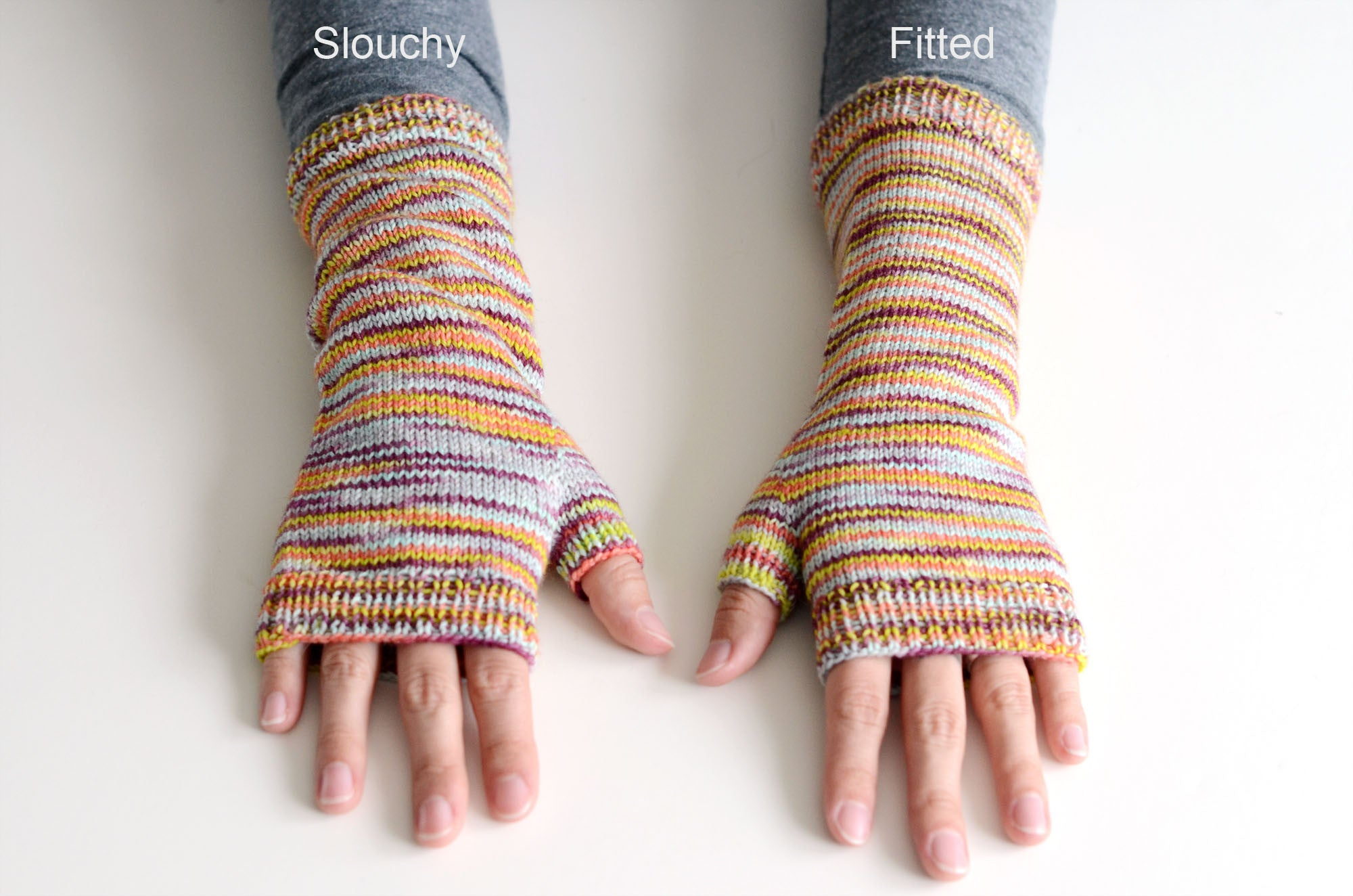 Knitting Kit - Bodleian Mitts