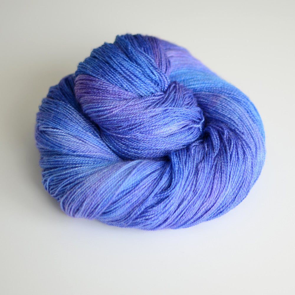 Jupiter - Hand Dyed Yarn - Lace