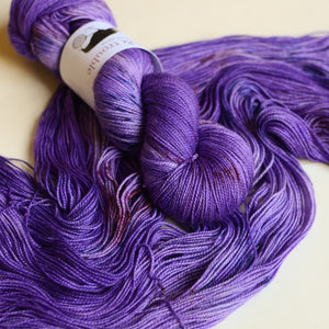 OOAK! Purple Rain on Shimmer - Ready to Ship