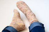 Kit - Dreamweaver Socks - Yarn and Pattern