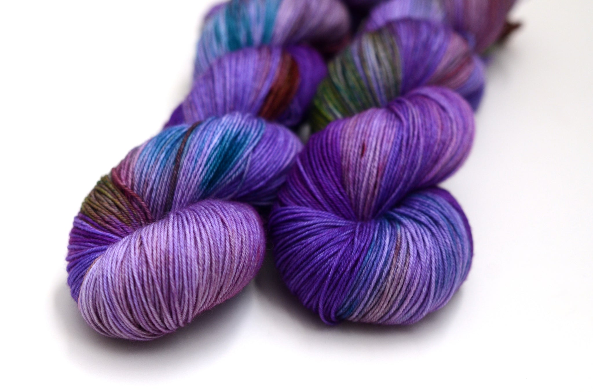 A Bunch of Hocus Pocus - Hand Dyed Yarn