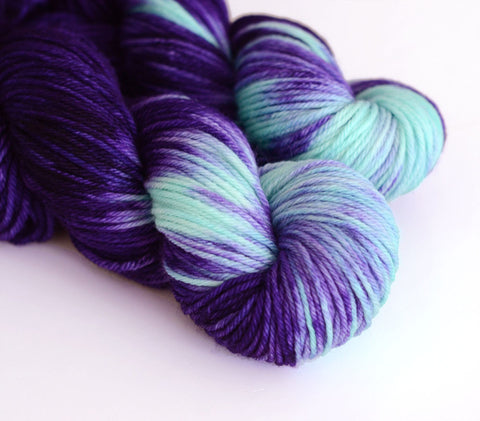Hecate - Hand Dyed Yarn - Worsted