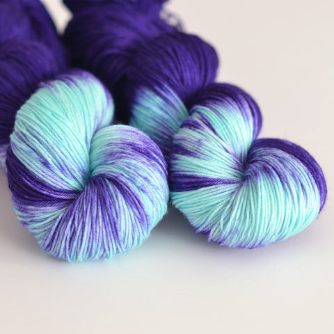 Hecate - Hand Dyed Yarn - Fingering