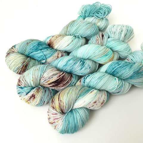 Patina- Hand Dyed Yarn - Classic - READY TO SHIP