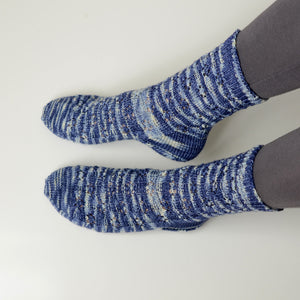 Knitting Kit - Doctor Who Starry Socks