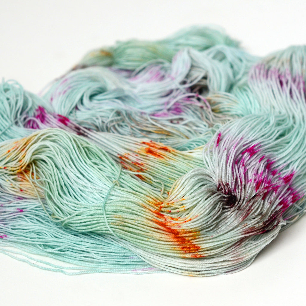 The Music Makers - Hand Dyed Yarn