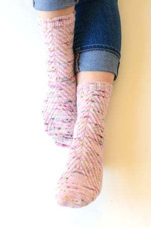 Kit - Wildcat Socks - Yarn and Pattern