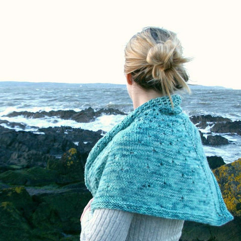 Knitting Kit - Ballyholme Shawl