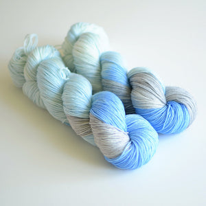 Lady Sybil - Hand Dyed Yarn - Fingering