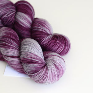 Shae - Hand Dyed Yarn - Fingering