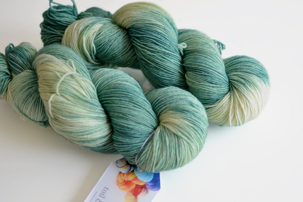 Ent - Hand Dyed Yarn - Fingering