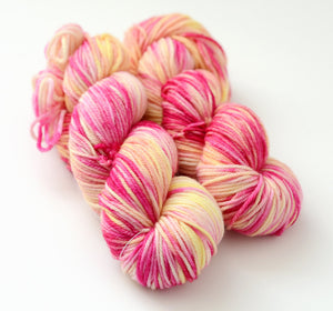 Snapdragon - Hand Dyed Yarn - Worsted