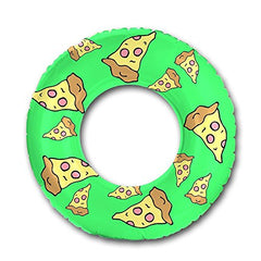 Flonuts pizza pool floaty inflatable