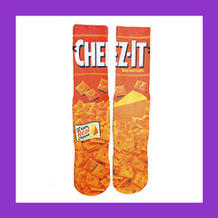cheez-it socks