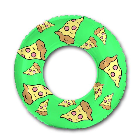 Flonuts Pizza Inflatable Pool Raft Float