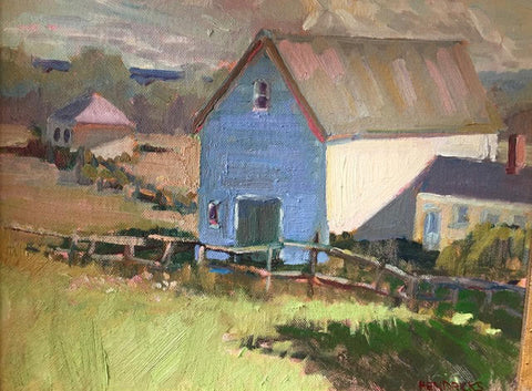Seaside Farm, Maine