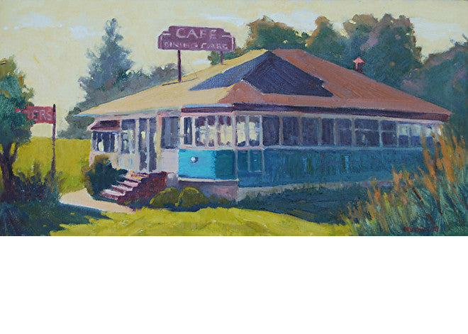 Cafe Dining Cars