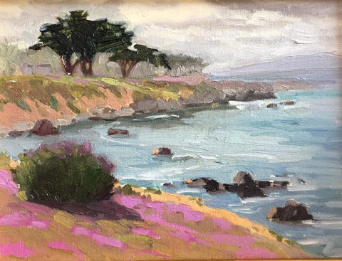 After the Rain - Pacific Grove